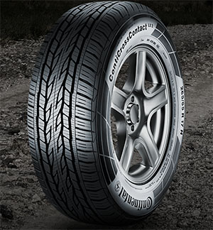 Conti Cross Contact LX 2 tyres Canberra