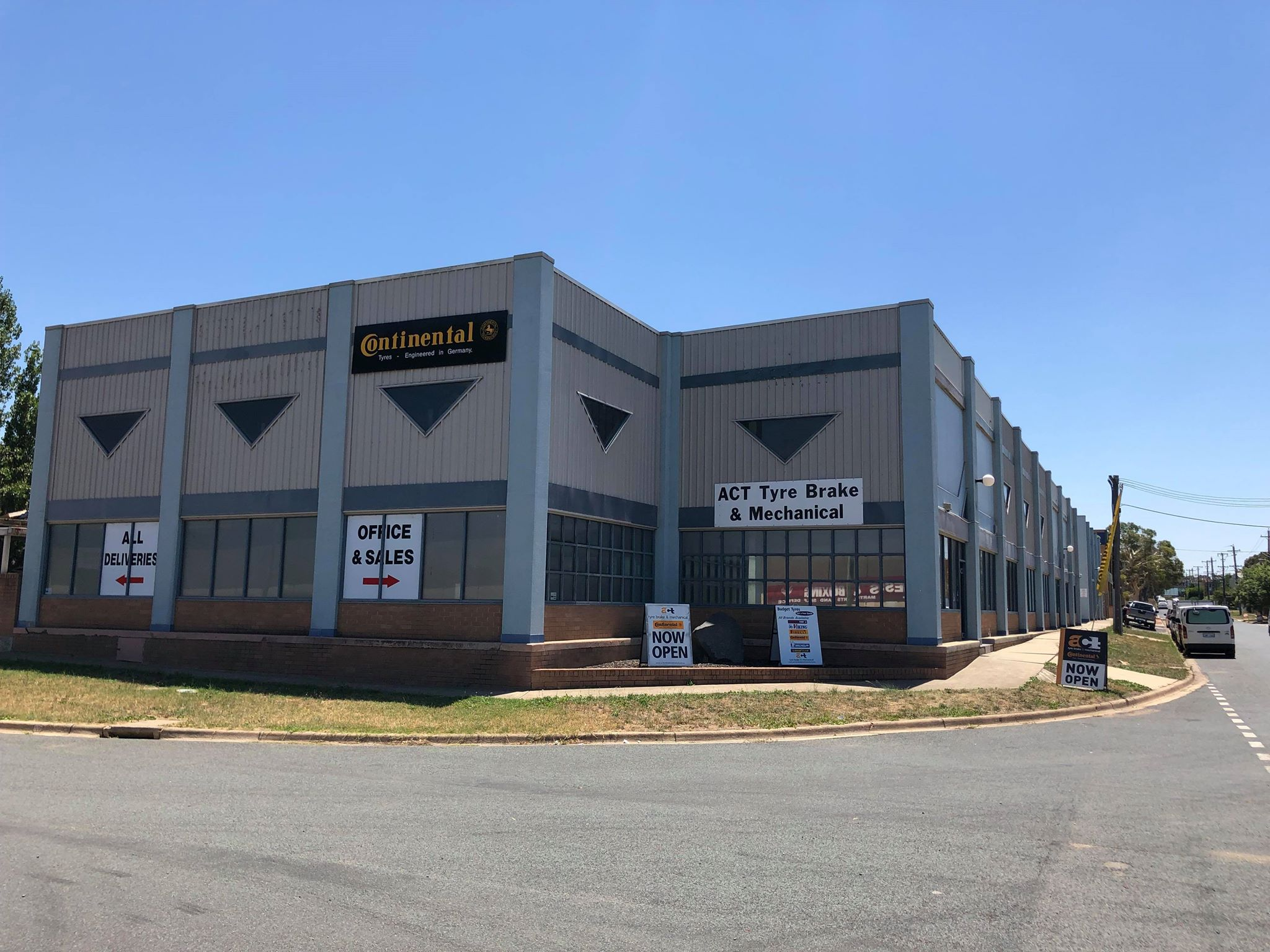 act tyre brake & mechanical mitchell tyre store