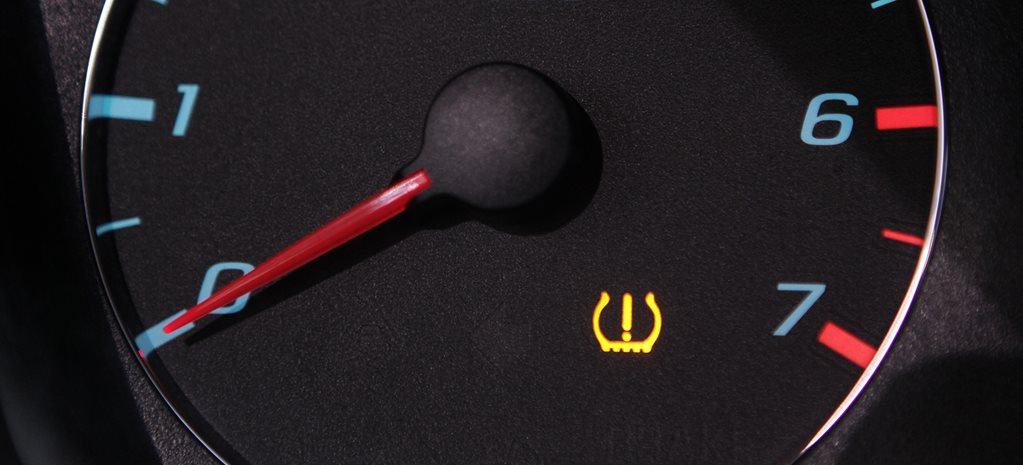 tyre pressure warning light